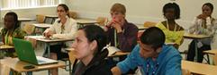 Atelier présenté dans le cadre de la Global Youth Assembly à Edmonton