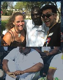 Des membres de lciéla participent a l'Étrange Rencontre 3 de Lomé, au Togo