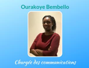 Courriel : ourakoye.bembello@iciela.org
